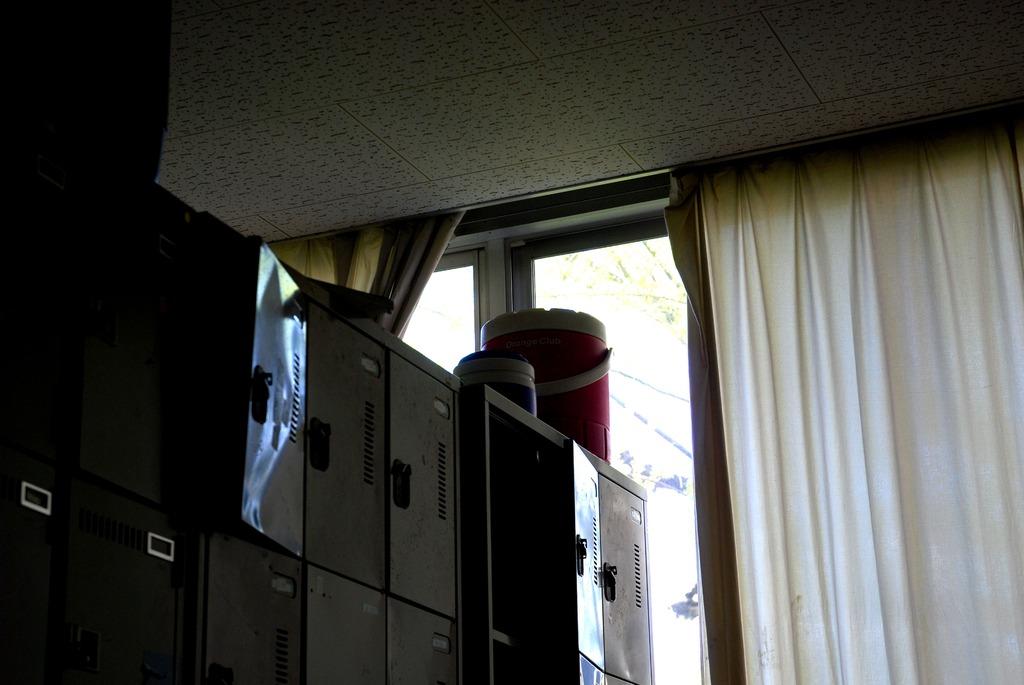 部室の脱力感