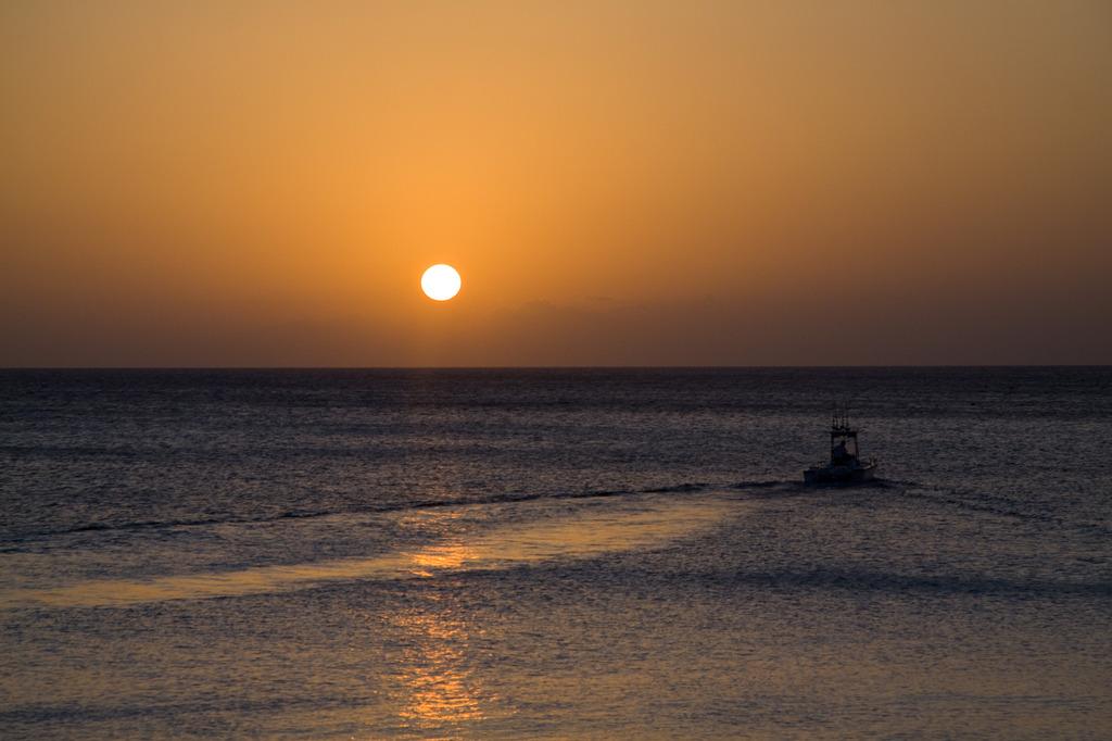 aman sunset