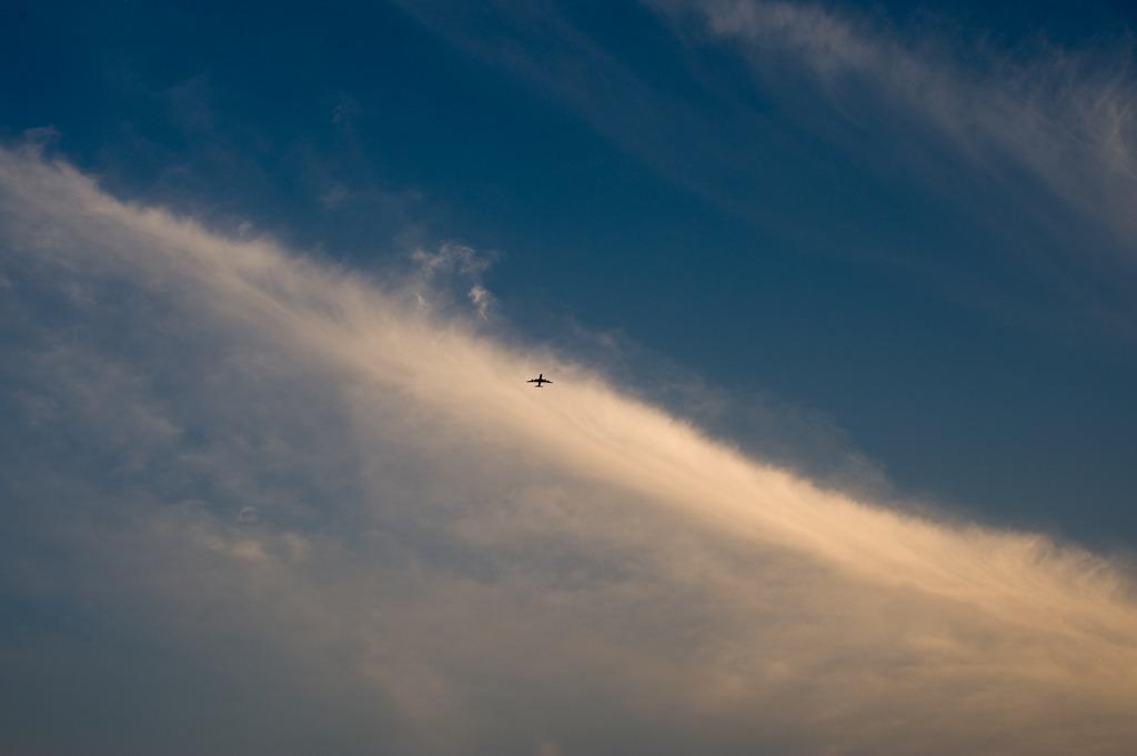 空を見あげたら