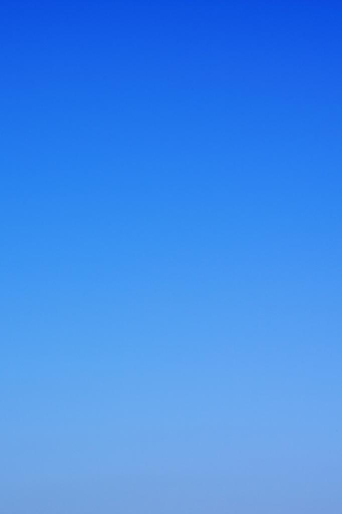 青のグラデーション