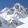 Blue Sky White Mountain
