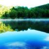 木戸池の朝