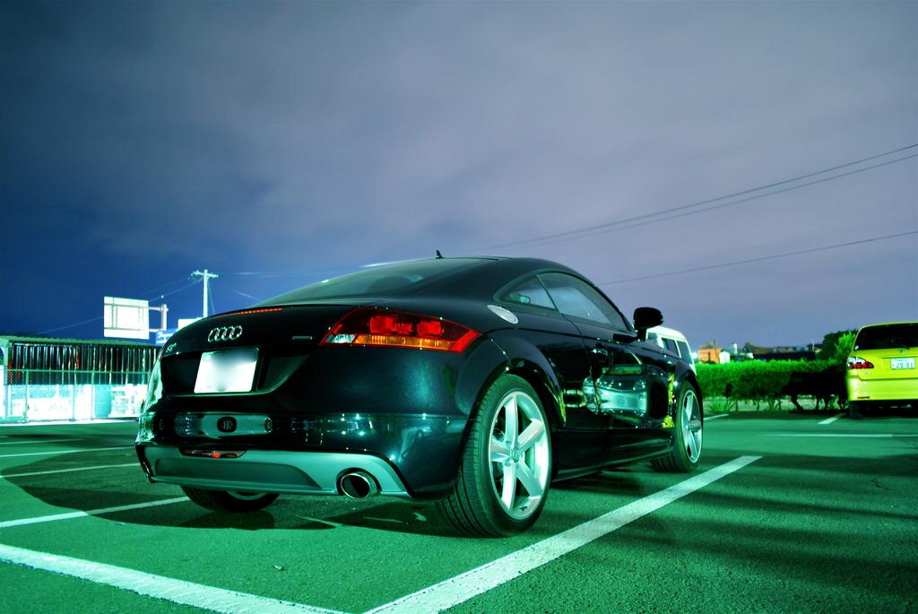 TT in the dark