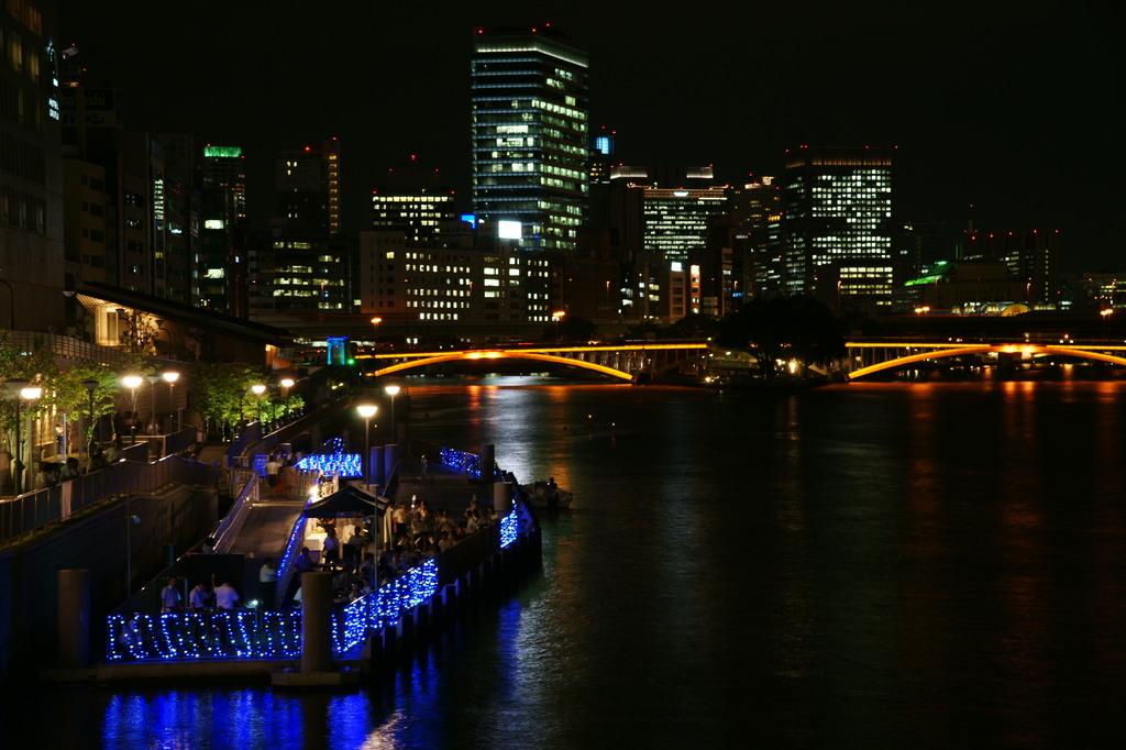 水都大阪2009・夜景