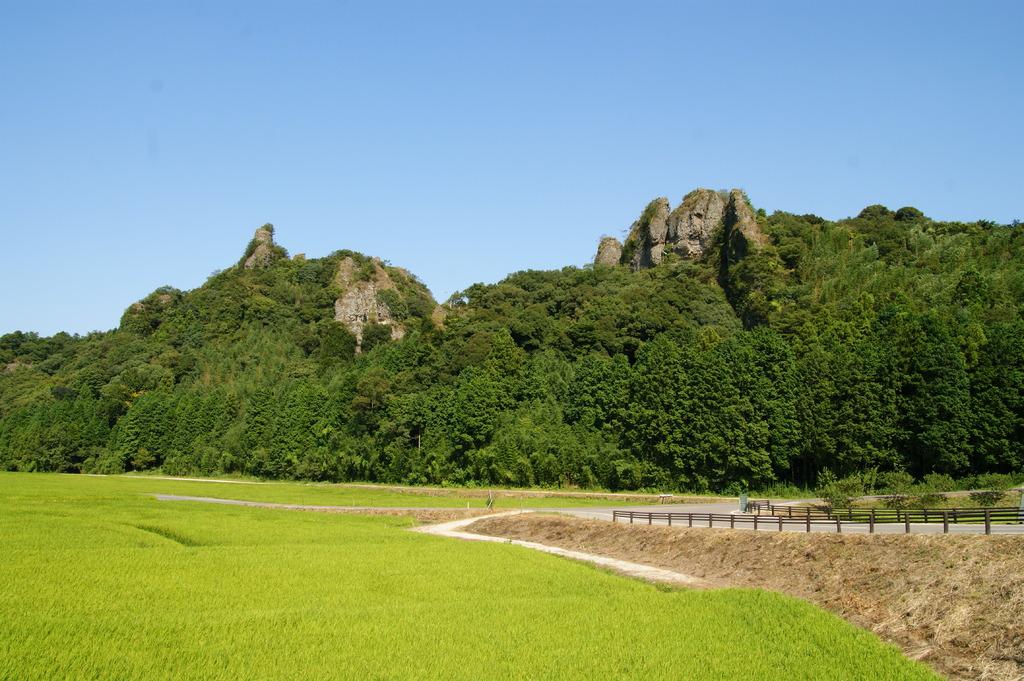 国東田染の荘