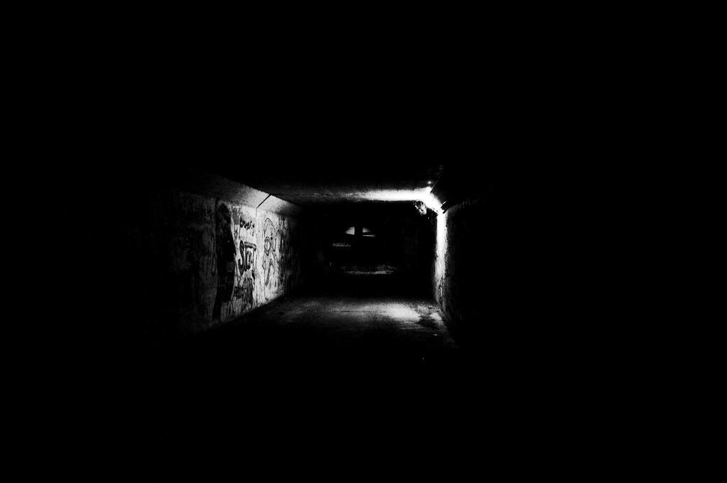 帰り道:トンネル