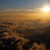 金色の雲海