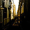 Back alley in Ginza