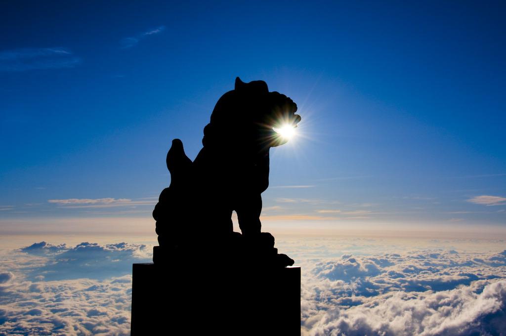 天空の獅子