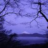 元箱根の富士山