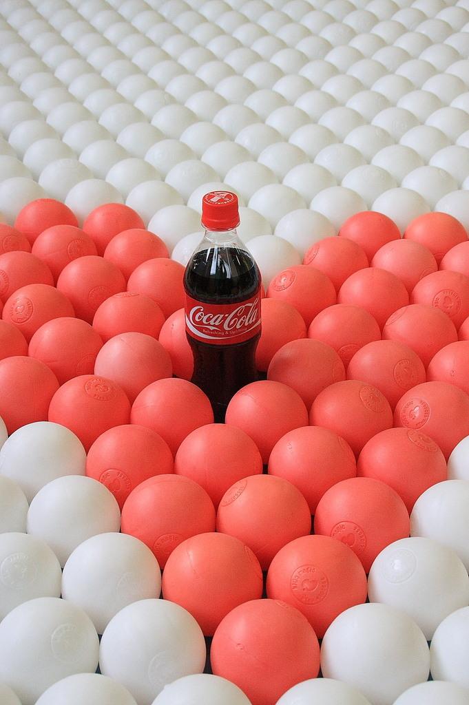 I love Coke!