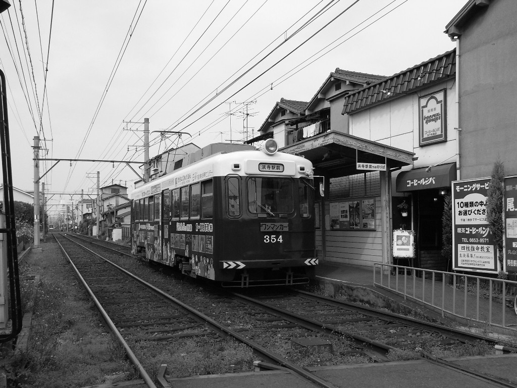 阪堺電車 モ351形 354号