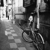 横丁自転車