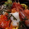 松島の海鮮どーん!