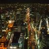 大阪の夏の夜
