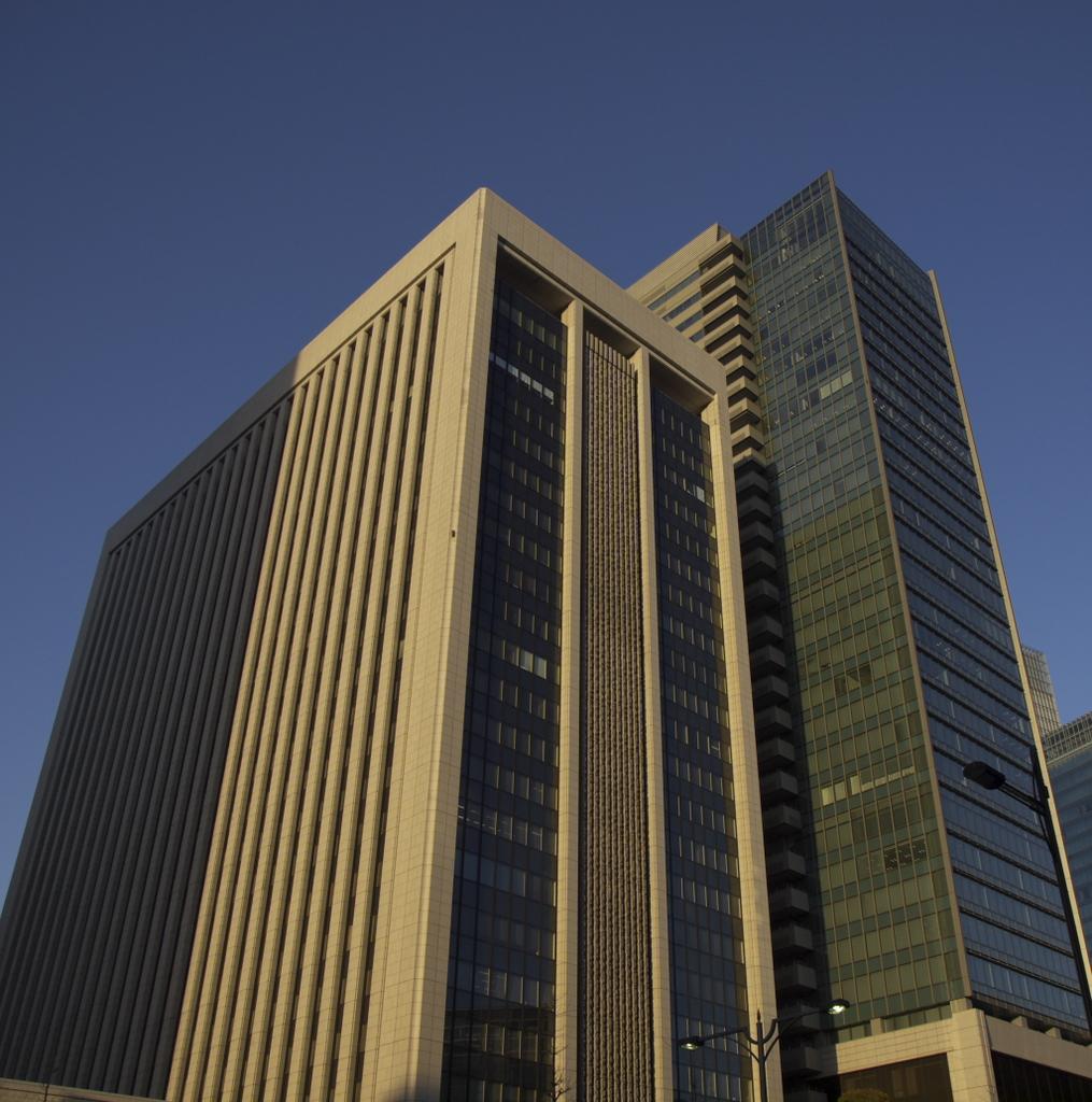 東京三菱UFJ銀行 本社ビル
