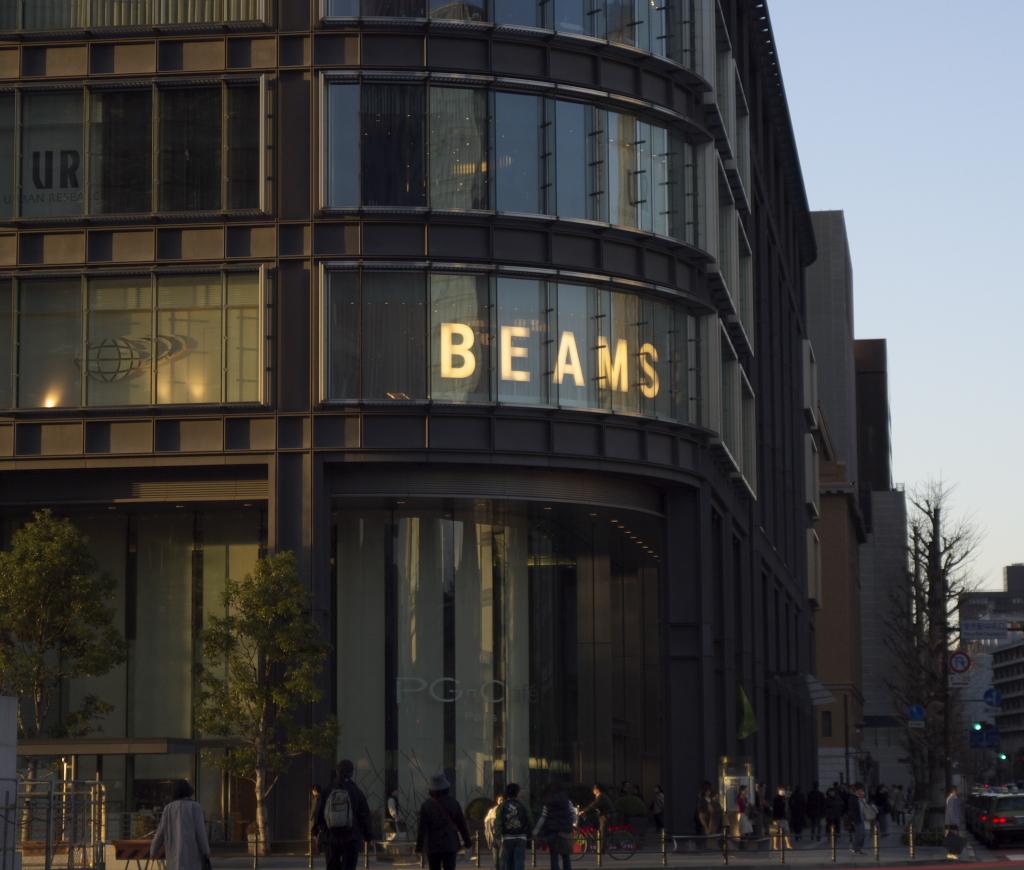 BEAMS(新丸ビル)