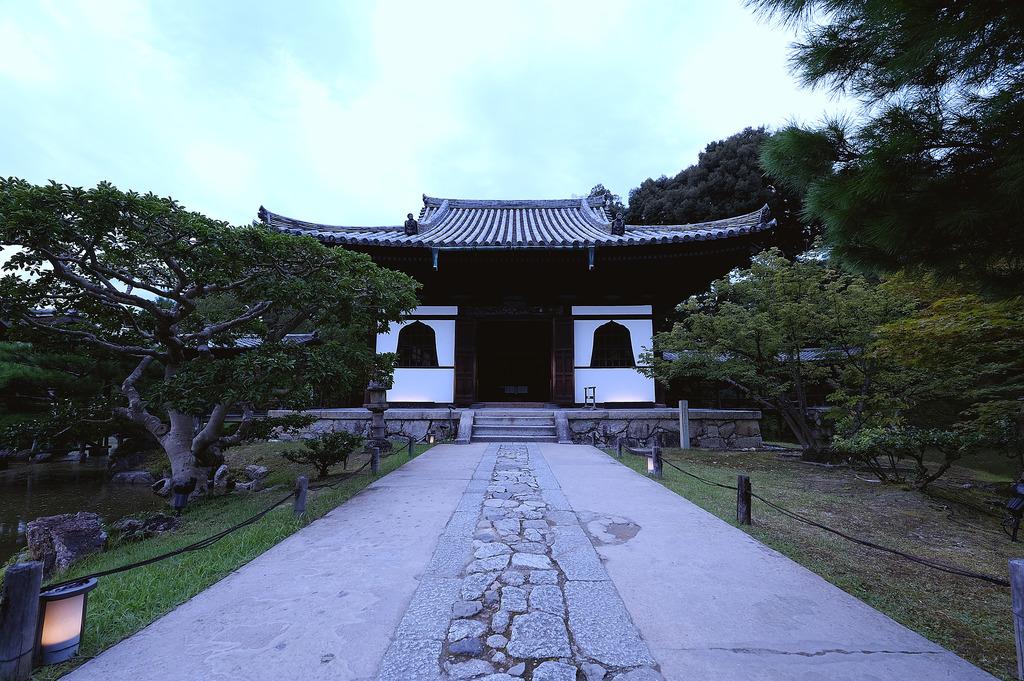 高台寺の中
