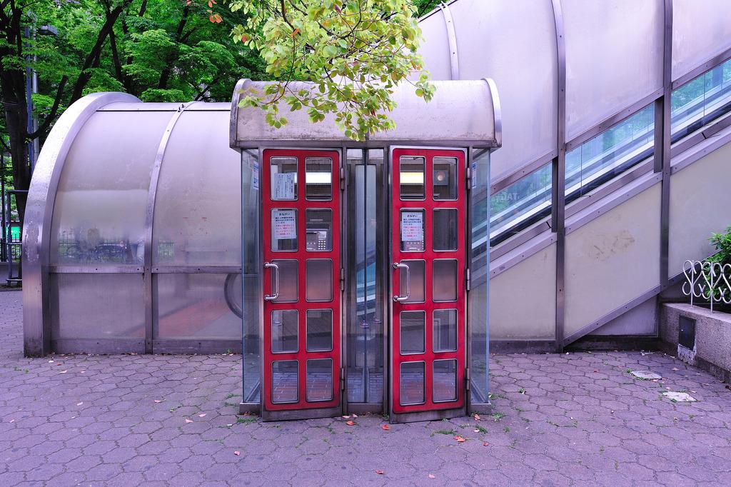 電話BOX