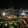 神戸ポートタワーより北を望む