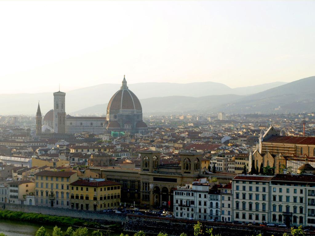 フィレンツェの眺め