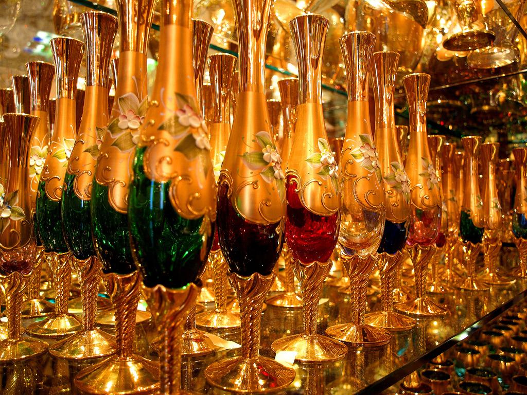 ヴェネチアンガラス