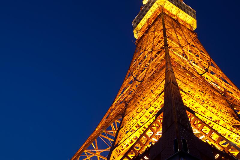 Tokyo Tower 2009