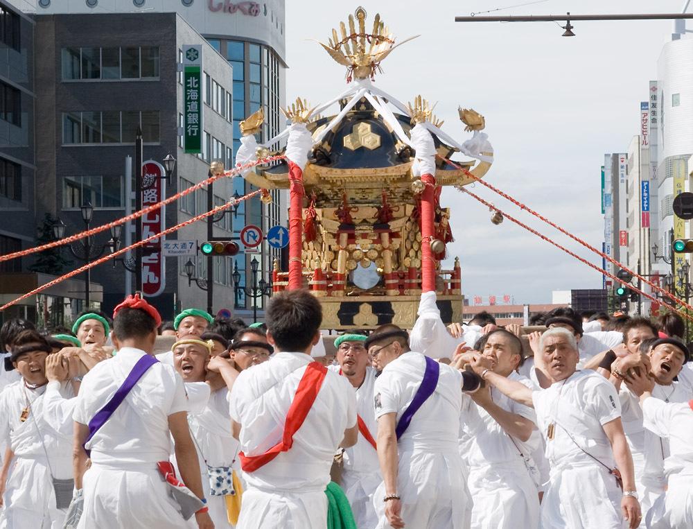 そいや♪⌒ヽ(*゚O゚)ノ  厳島神社祭り2009-1421