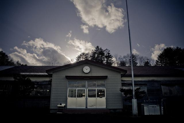 記憶の旅 小学校