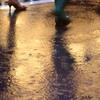 祇園祭・豪雨