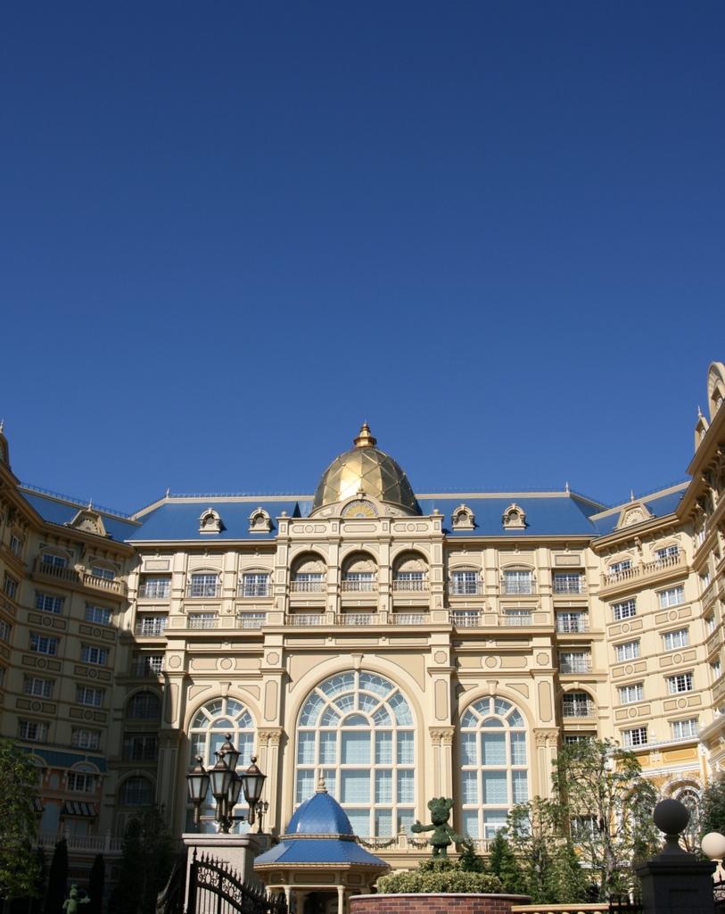 ディズニーホテルその2
