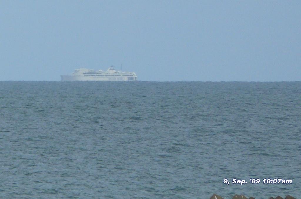 佐渡汽船カーフェリー090909-100722