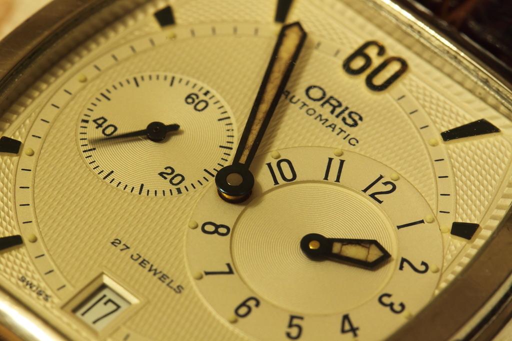 かみさんの時計