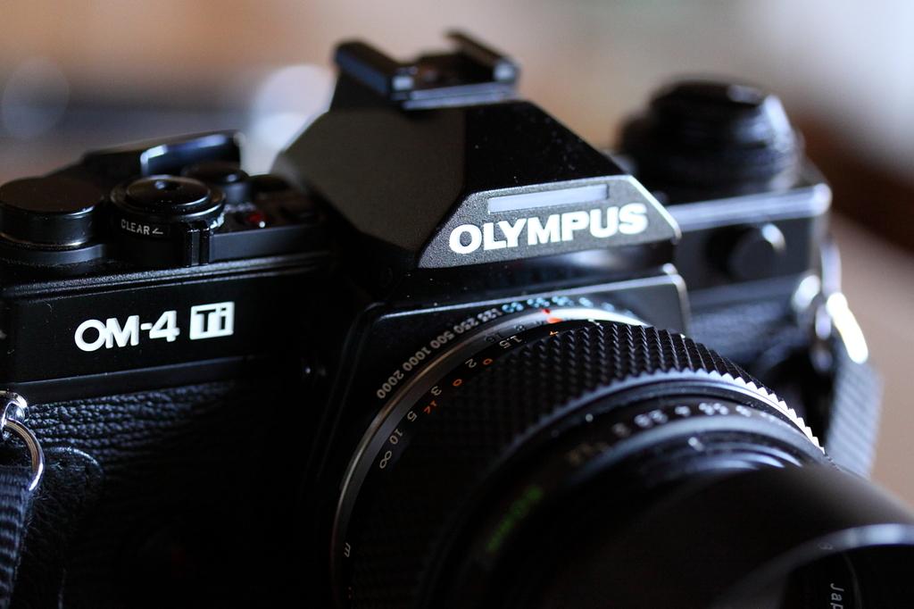 友人のカメラ