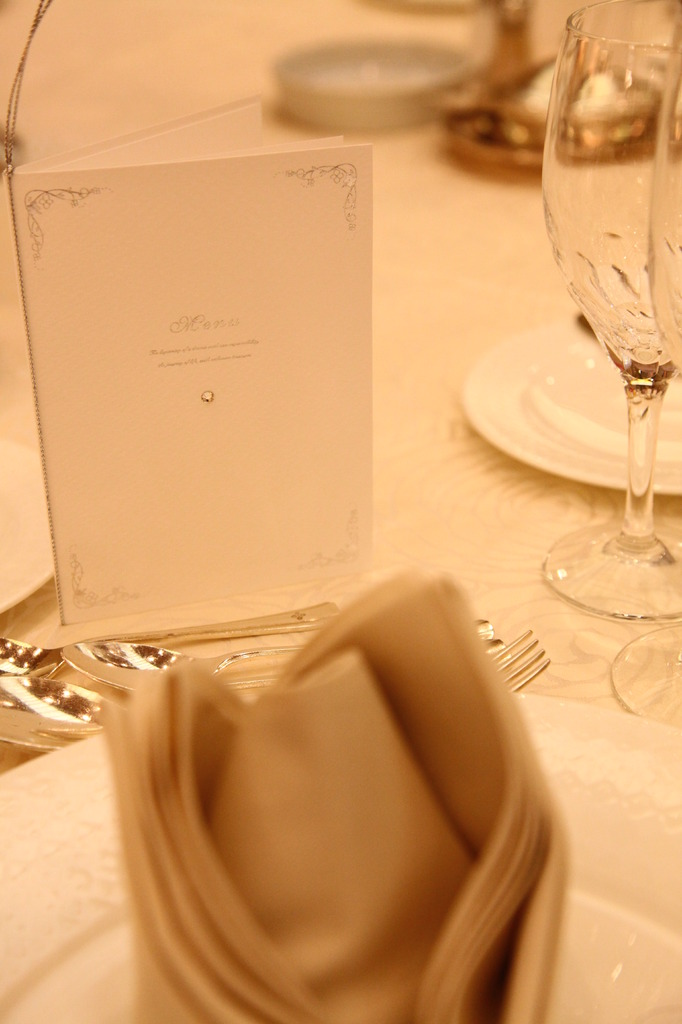 A Image for wedding reception