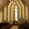 A Image for wedding reception -church
