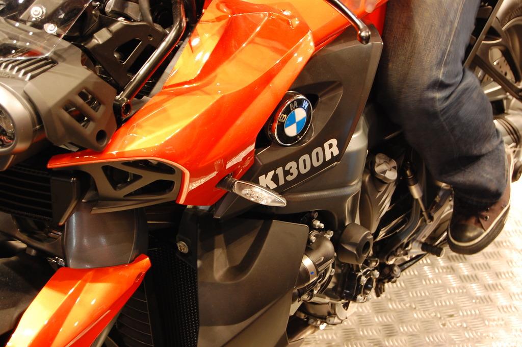 BMW K1300R
