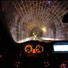 旧天城トンネル通過