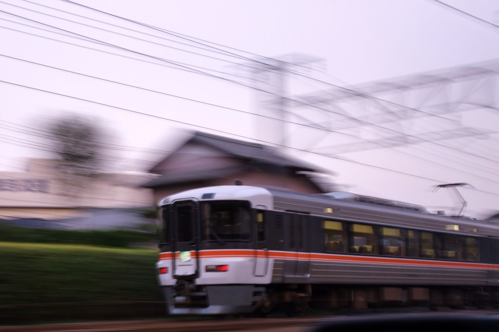 373系特急富士川号流し撮り