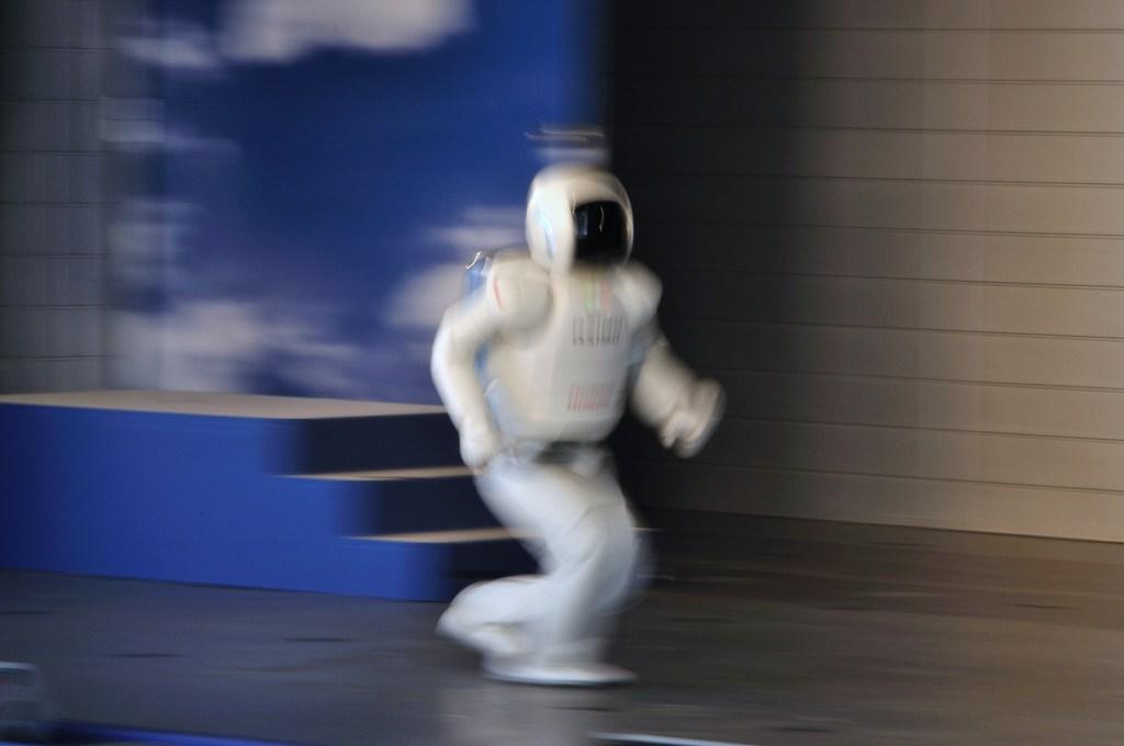 ASIMO激走