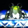 夜光カエル2