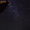 念願の星空
