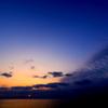 竹富島の夕焼け