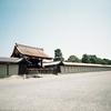 京都御苑にて