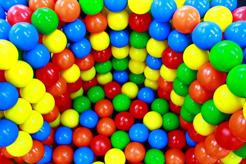 カラーボール2
