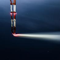 CANON Canon EOS 5D Mark IIIで撮影した(水面工場)の写真(画像)