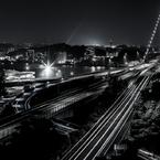 CANON Canon EOS 5D Mark IIIで撮影した(関門橋)の写真(画像)
