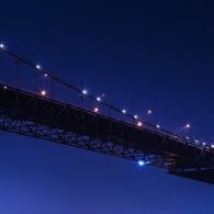 CANON Canon EOS 5D Mark IIIで撮影した(関門橋を封鎖せよ)の写真(画像)