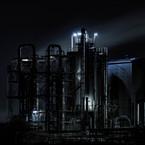 SONY ILCE-7Rで撮影した(black metal city)の写真(画像)