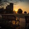 NIKON NIKON Dfで撮影した(夕日)の写真(画像)